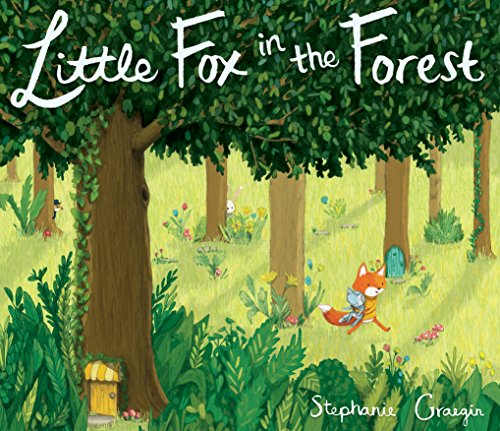 Little Fox In The Forest: