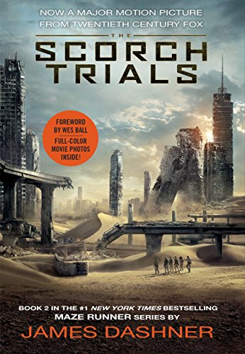9780553538229: The Scorch Trials Movie Tie-in Edition (Maze Runner, Book Two) (The Maze Runner Series)