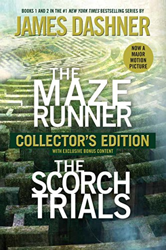 9780553538243: The Maze Runner and The Scorch Trials: The Collector's Edition (Maze Runner, Book One and Book Two) (The Maze Runner Series)