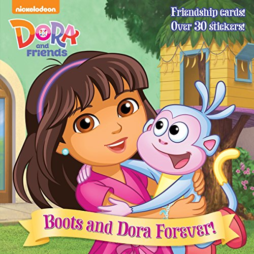 9780553538366: Boots and Dora Forever! (Dora and Friends) (Pictureback(R))