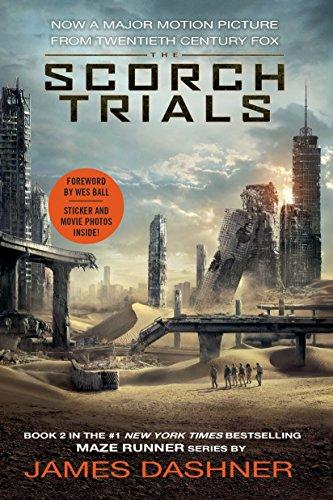 9780553538410: The Scorch Trials. Maze Runner 2