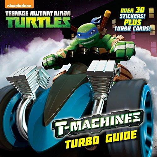 9780553538670: T-Machines Turbo Guide (Teenage Mutant Ninja Turtles)