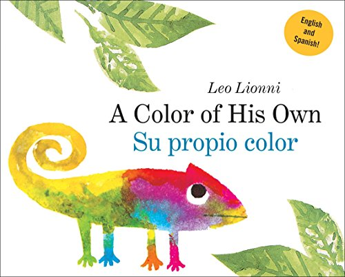 9780553538731: A Color of His Own: (Spanish-English bilingual edition)