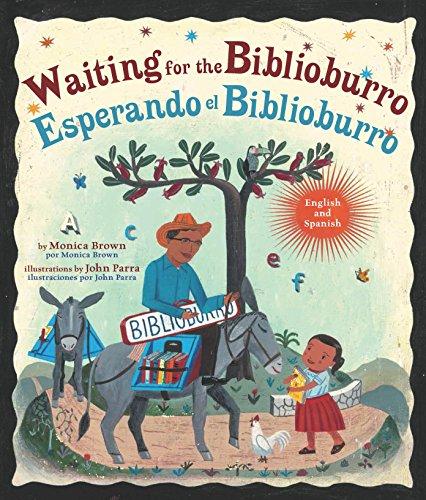 9780553538793: Waiting for the Biblioburro / Esperando el Biblioburro