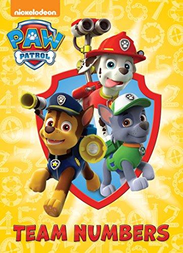 9780553538854: Team Numbers (Paw Patrol) (Nickelodeon Paw Patrol)