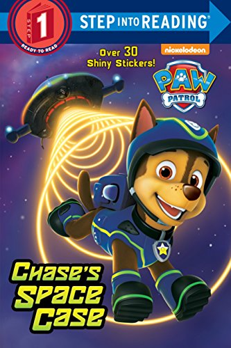 9780553538861: Chase's Space Case (Paw Patrol) (Step into Reading)