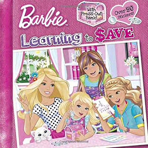 9780553539219: Learning to Save (Barbie) (Pictureback(R))