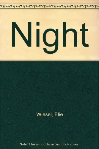 a description of the synopsis of the book night by elie wiesel Elie wiesel night activities a common use for storyboard that is to help students create a plot diagram of the events from a book a quick synopsis of night.