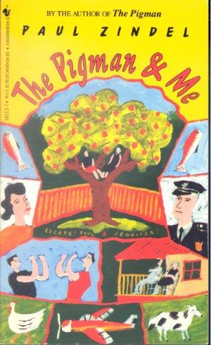 9780553541137: The Pigman & Me