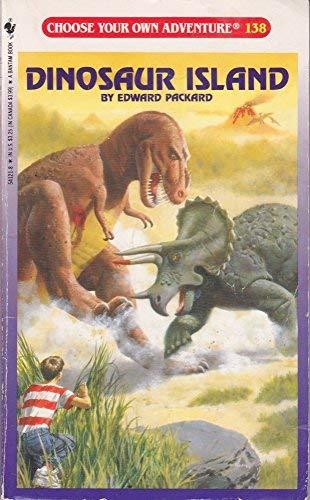9780553541212: Dinosaur Island (Choose Your Own Adventure #138)