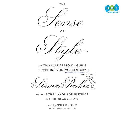 9780553545821: The Sense of Style