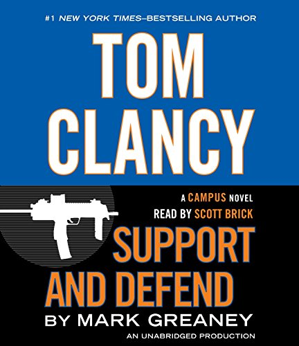 9780553551945: Tom Clancy Support and Defend
