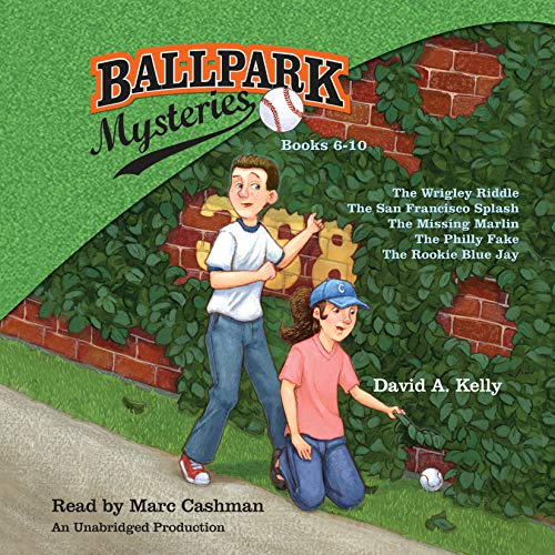 9780553552553: Ballpark Mysteries Collection: The Wrigley Riddle; The San Francisco Splash; The Missing Marlin; The Philly Fake; The Rookie Blue Jay