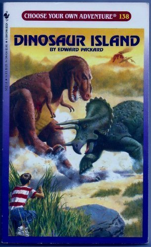 9780553560077: Dinosaur Island (Choose Your Own Adventure #138)