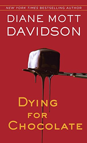 9780553560244: Dying for Chocolate (Goldy Culinary Mysteries, Book 2)