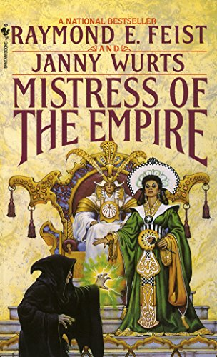 9780553561180: Mistress of the Empire (Empire Trilogy, Bk. 3)
