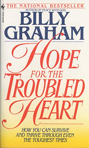 9780553561555: Hope for the Troubled Heart