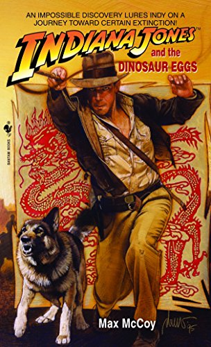 9780553561937: Indiana Jones and the Dinosaur Eggs