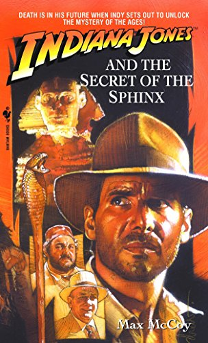 9780553561975: Indiana Jones and the Secret of the Sphinx