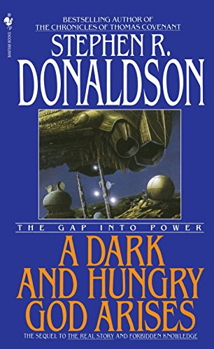 9780553562606: A Dark and Hungry God Arises : The Gap into Power