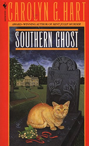 Southern Ghost (Death on Demand Mysteries, No. 8) (0553562754) by Carolyn G. Hart