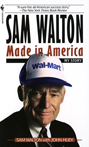 9780553562835: Sam Walton, Made in America: My Story