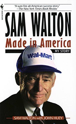 9780553562835: Sam Walton: Made In America