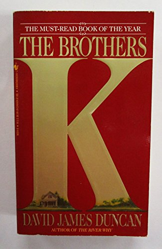 9780553563146: Brothers K, The