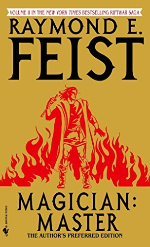 9780553564938: Magician: Master (Riftwar Saga, Book 2)