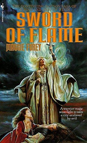 9780553565270: Sword of Flame
