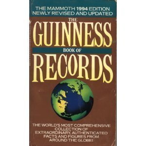 The Guiness Book of Records 1994