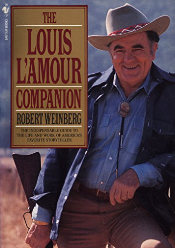The Louis L'Amour Companion (9780553566093) by Weinberg, Robert