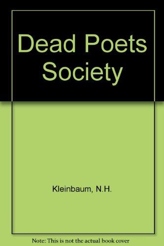 9780553566123: DEAD POETS SOCIETY