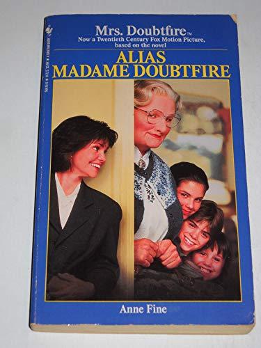 9780553566154: Alias Madame Doubtfire