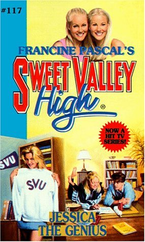 9780553566352: Jessica the Genius (SWEET VALLEY HIGH)