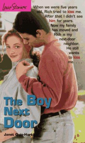 9780553566635: The Boy Next Door (Love stories)