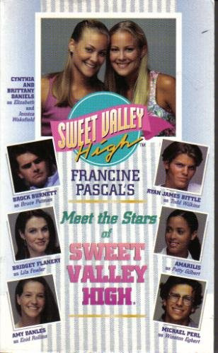 Meet the Stars of Sweet Valley High: Pascal, Francine