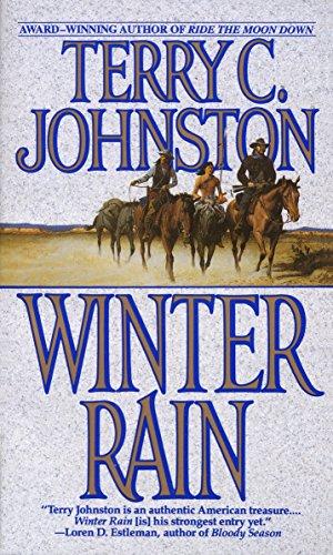 9780553567700: Winter Rain: A Novel (Jonas Hook)