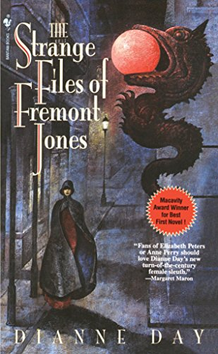 9780553569216: The Strange Files of Fremont Jones: A Fremont Jones Mystery (Fremont Jones Mysteries)
