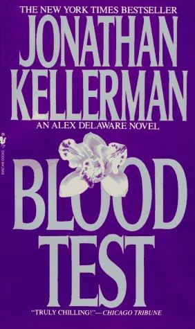 9780553569636: Blood Test (Alex Delaware Novels)