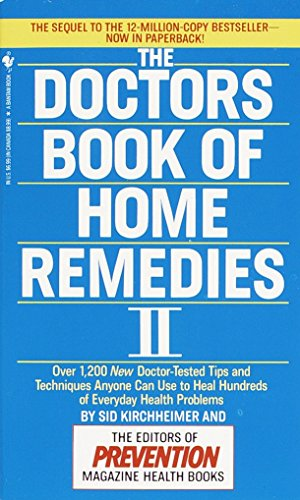 The Doctors Book of Home Remedies II: Prevention Magazine Editors