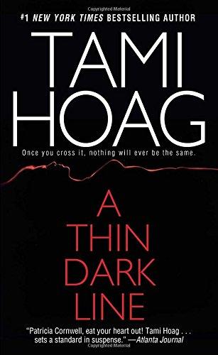 9780553571882: A Thin Dark Line (Mysteries & Horror)