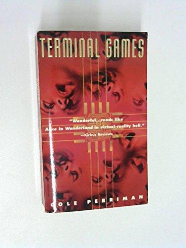 9780553572438: Terminal Games: A Cyber-Thriller