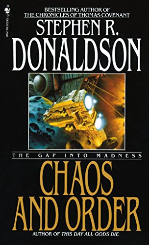 9780553572537: Chaos and Order: The Gap Into Madness (The Gap Cycle)