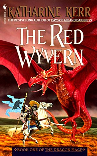 9780553572643: The Red Wyvern (Dragon Mage, Book 1)