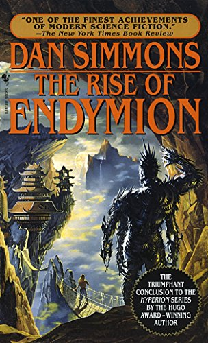 The Rise of Endymion (Hyperion): Simmons, Dan