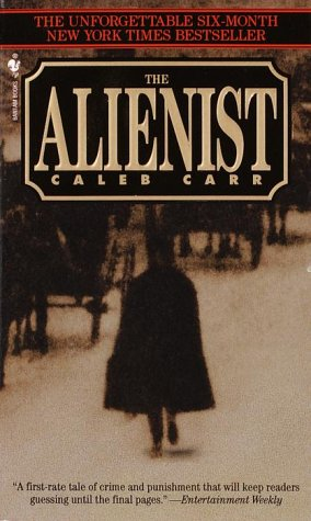 9780553572995: Alienist -the-