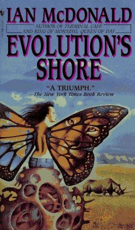 9780553573091: Evolution's Shore (Bantam Spectra Book)
