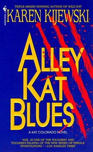 9780553573152: Alley Kat Blues (Kat Colorado)
