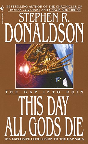 9780553573282: This Day All Gods Die: The Gap into Ruin